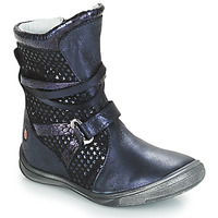 Shoes Girl Boots GBB ROSANA Blue