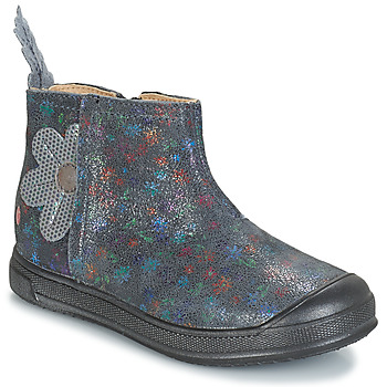 Shoes Girl Mid boots GBB ROMANE Grey