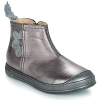 Shoes Girl Mid boots GBB ROMANE Violet