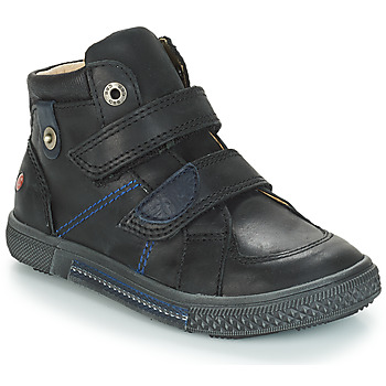 Shoes Boy Mid boots GBB RANDALL Vts / Black