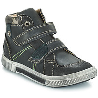 Shoes Boy Mid boots GBB RANDALL Gray black