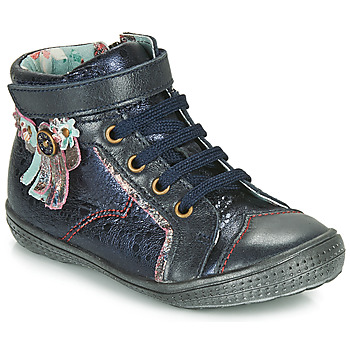 Shoes Girl Mid boots Catimini ROSIER Vte / Marine