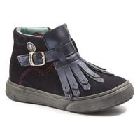 Shoes Girl Mid boots Catimini RUTABAGA Ctv / Marine / Vidal