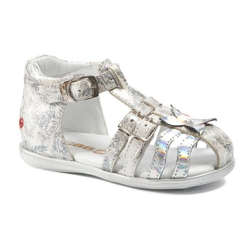 Shoes Girl Sandals GBB SHANICE Vtv / Pearl print