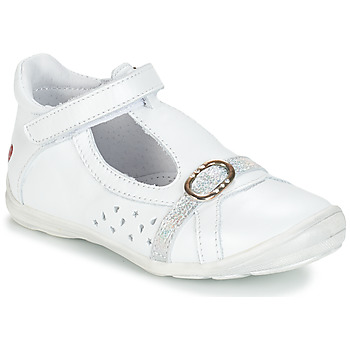 Shoes Girl Sandals GBB SALOME Vte / White