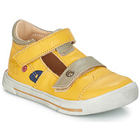 Shoes Boy Sandals GBB STEVE Yellow