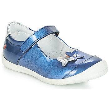 Shoes Girl Ballerinas GBB SACHIKO Blue