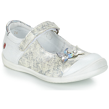 Shoes Girl Ballerinas GBB SACHIKO White