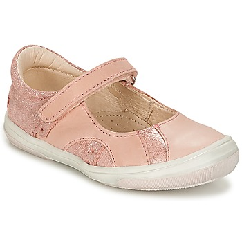 Shoes Girl Ballerinas GBB SYRINE Pink