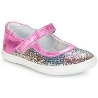 Shoes Girl Ballerinas GBB PLACIDA Pink / Multicolour / Cuba