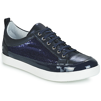 Shoes Girl Low top trainers GBB ISIDORA Blue / Marine
