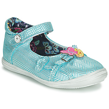 Shoes Girl Ballerinas Catimini SITELLE Blue