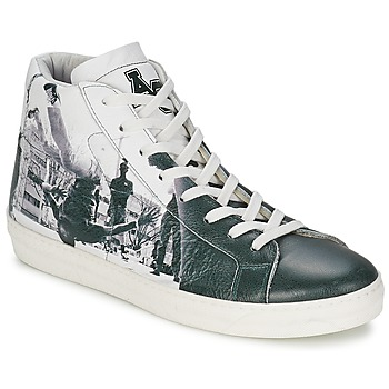 High top trainers American College BREAKDANCE