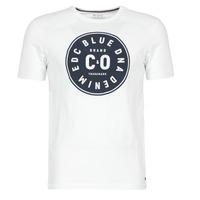 material Men short-sleeved t-shirts Esprit GRAHAM White