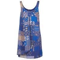 material Women Short Dresses Desigual OFFOELA Blue
