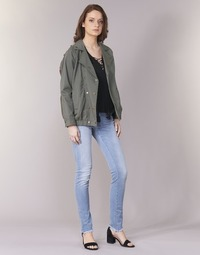 material Women slim jeans Kaporal PIA Blue