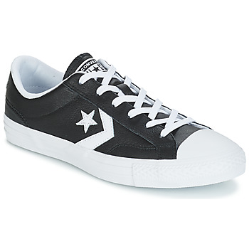 Shoes Men Low top trainers Converse STAR PLAYER OX Black