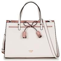 Bags Women Handbags Guess LEILA GIRLFRIEND STACHEL Pink