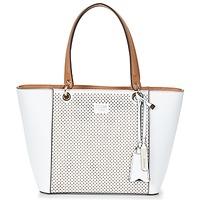 Bags Women Shopper bags Guess KAMRYN TOTE White