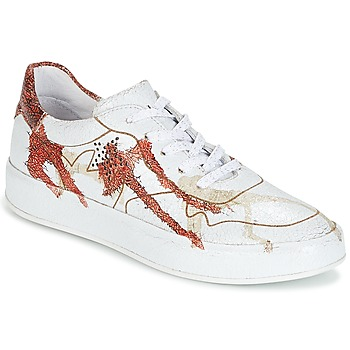 Shoes Women Low top trainers Felmini CRASKY White / Red