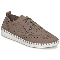 Shoes Women Derby shoes LPB Shoes DIVA Taupe
