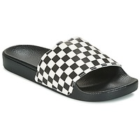 Shoes Men Sliders Vans MN SLIDE-ON Black