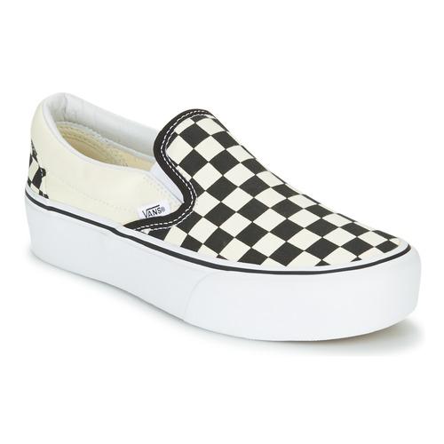 Vans SLIP-ON PLATFORM Black / White