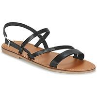 Shoes Women Sandals Les Tropéziennes par M Belarbi BADEN Black