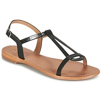Shoes Women Sandals Les Tropéziennes par M Belarbi HAMAT Black