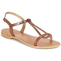 Shoes Women Sandals Les Tropéziennes par M Belarbi HAMESS Tan