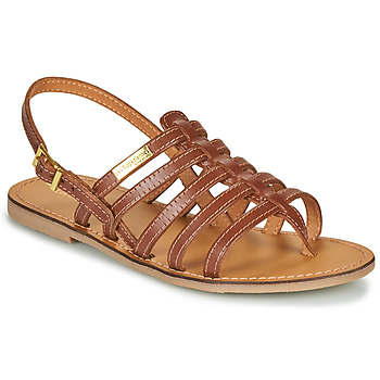 Shoes Women Sandals Les Tropéziennes par M Belarbi HERILO Brown