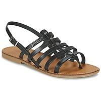Shoes Women Sandals Les Tropéziennes par M Belarbi HERILO Black