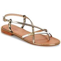 Shoes Women Sandals Les Tropéziennes par M Belarbi MONACO Gold