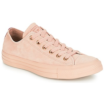 Shoes Women Low top trainers Converse Chuck Taylor All Star-Ox Beige