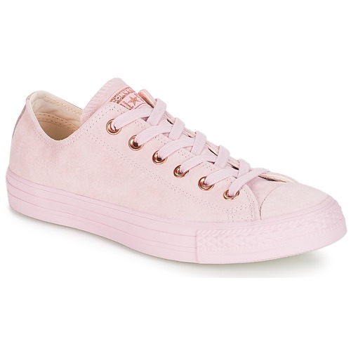 Shoes Women Low top trainers Converse Chuck Taylor All Star-Ox Pink