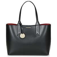 Bags Women Shoulder bags Emporio Armani FRIDA SHOPPING Black