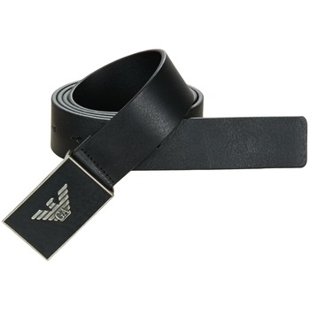 Accessorie Men Belts Emporio Armani WALFAI POULTE Black