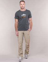 material Men Cargo trousers  Columbia SILVER RIDGE II CARGO PANT Beige