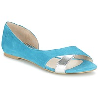 Shoes Women Sandals Betty London GRETAZ Blue