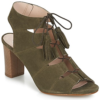 Shoes Women Sandals Betty London INILI Green