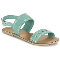 Shoes Women Sandals Betty London IKARI Blue