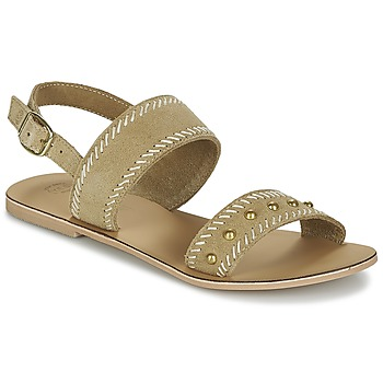 Shoes Women Sandals Betty London IKARI Beige