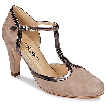 Shoes Women Court shoes Betty London ITARAME Brown