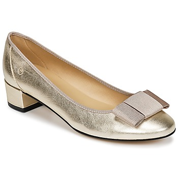 Shoes Women Ballerinas Betty London HENIA Gold