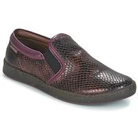 Shoes Girl Slip ons Pataugas JLIP-S-J4A Bordeaux