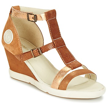 Shoes Women Sandals Pataugas WAMI-F2B CAMEL
