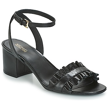 Shoes Women Sandals MICHAEL Michael Kors BELLA FLEX MID Black