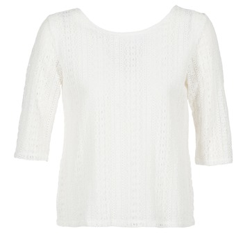 material Women Blouses Betty London INNATI White
