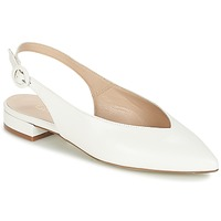 Shoes Women Ballerinas Fericelli IKIRUA White