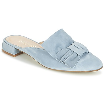 Shoes Women Mules Fericelli ITELEURY Blue